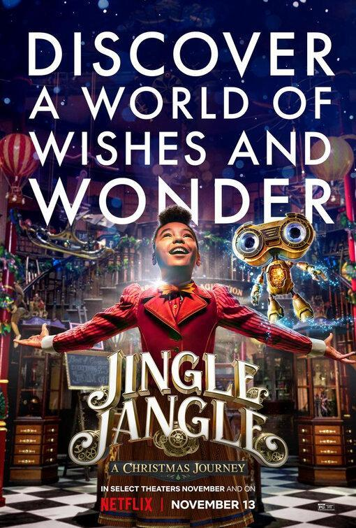 Descargar LA NAVIDAD MAGICA DE LOS JANGLE (2020) [BLURAY 720P X264 MKV][AC3 5.1 CASTELLANO]  torrent gratis
